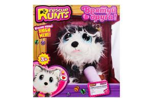 Набір іграшковий для дітей від 3рок №S19010 Хаскі Rescue Runts 1шт
