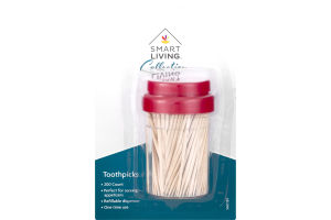 Smart Living Toothpicks - 200 CT