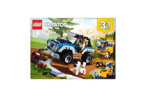 LEGO® Creator Приключения в глуши 31075