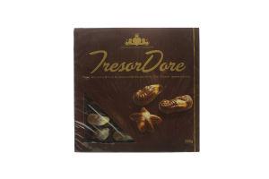 Конфеты шоколадные с ореховым пралине Tresor Dore Melbon к/у 240г
