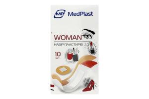 Набір пластирів Woman MedPlast 10шт