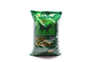Корм Nutra Nuggets для котів з кур-печі-овочів-риб 1кг х14