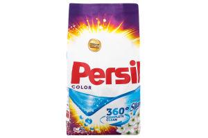 Порошок стиральный свежесть Silan Color Persil 3кг