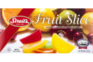 Streit's Fruit Slice Lemon, Orange, Cherry and Lime