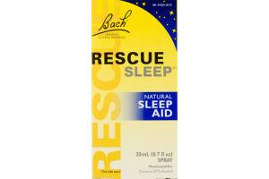 Bach Rescue Sleep Natural Sleep Aid Fast-Acting Spray