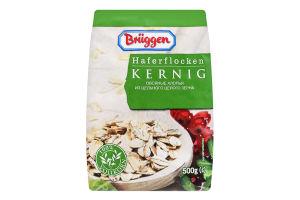 Пластівці вівсяні з цільного цілого зерна Bruggen м/у 500г
