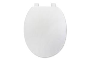 Крышка для туалета 40*34см в ассортименте Yi-01