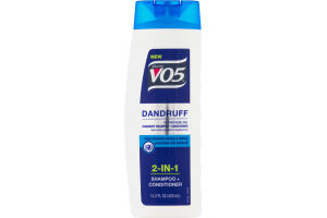 Alberto VO5 Dandruff 2-IN-1 Shampoo + Conditioner