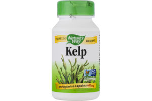 Nature's Way Kelp - 100 CT