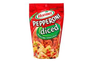 Hormel Pepperoni Diced Pillow Pack - 6oz