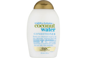 OGX Weightless Hydration Conditioner Coconut Water