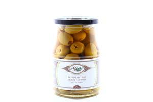 Оливки без косточек большие греческие Milatos с/б 350г