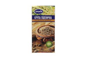Крупа пшеничная Премія Полтавская органическая