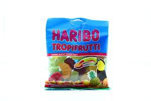 Конфеты жевательные Тропические фрукты Haribo 100г