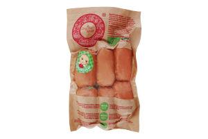 Сардельки органические для детей дошкольного и школьного возраста Organic Meat м/у 420г