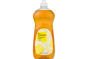 Essentials Dishwashing Liquid Orange