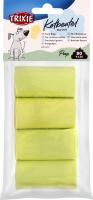 Пакеты сменные для диспенсеров для фекалий желтые №23473 Trixie 4х20шт
