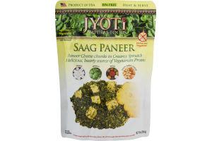 JYOTi Natural Foods Saag Paneer