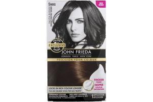 John Frieda Precision Foam Colour Medium Chestnut Brown