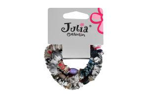 Набор резинок Julia Collection 4шт D-03