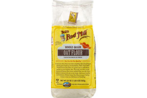 Bob's Red Mill Whole Grain Oat Flour