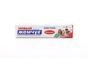 Зубная паста Кальций Новый жемчуг Невская косметика 68г