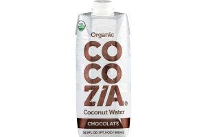 Cocozia Coconut Water Chocolate