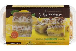 J. Skinner Luscious Lemon Danish