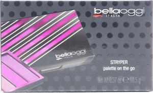 Bellaoggi палета д/макіяжу Stryper purple