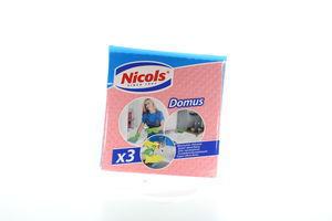 Салфетка Nicols 3*Домус 18*18см
