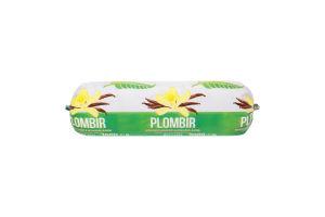 Морозиво 15% з ароматом ванілі Plombir Oliver Smith м/у 1кг