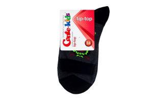 Носки детские Conte-kids TipTop 205 тем.серый р.24