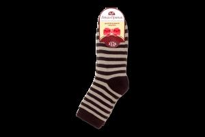 Шкарпетки жіночі Лівий&Правий №743828 23-25 коричневий