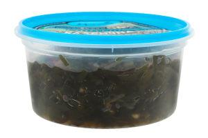 Салат Русалочка из морской капусты классический п/б 400г