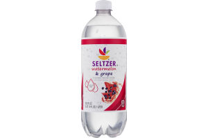 Ahold Seltzer Watermelon & Grape