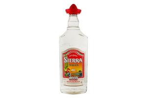 Текила Sierra Silver 38% 1л