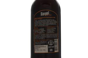 Пиво 0.35л 5.7% темне Волинський Бровар Royal пл