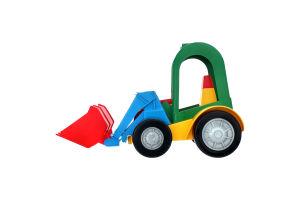 Игрушка для детей от 3лет №39230 Трактор-багги Wader 1шт
