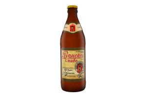 Пиво 4.5% 0.5л світле фільтроване Віденське Діміорс бут