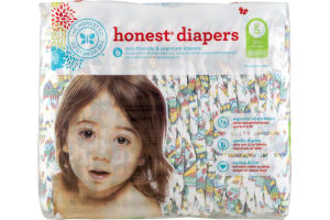 The Honest Co. Honest Diapers Elephant Party Size 5 - 25 CT