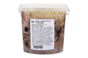 Сельдь филе с луком Вогні Гестії cл/c кг