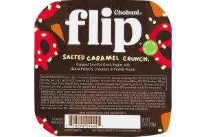 Chobani Greek Yogurt Flip Salted Caramel Crunch