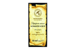 Эфирное масло можжевеловое Ароматика 10мл