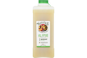 Natalie's 100% Squeezed Juice Lime