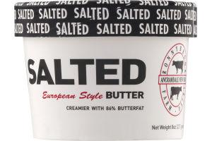 Ronnybrook Farm Salted European Style Butter