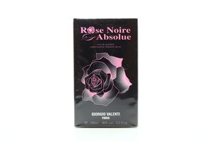 Парфюмированная вода женская Rose Noire Absolue Giorgio Valenti 100мл