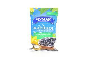 Семечки жареные соленые Чумак м/у 150г