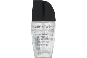 Wet n Wild Wildshine Clear Nail Protector 450B Nail Protector