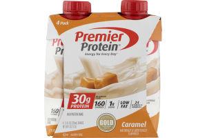 Premier Protein Shake Caramel - 4 PK