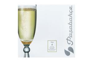 Бокалы для шампанского Pasabahce Step 170мл